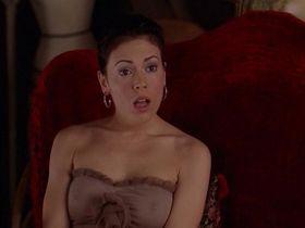 Alyssa Milano sexy - Charmed s07-08 (2004-2006)