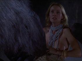 Jessica Lange nude - King Kong (1976)