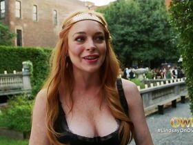 Lindsay Lohan sexy - Lindsay s01e01 (2014)