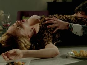 Heather Graham sexy, Carrie-Anne Moss sexy - Compulsion (2013)
