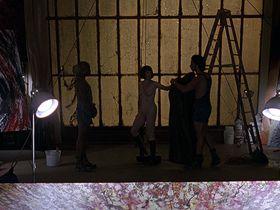 Julianne Moore nude, Asia Carrera nude - The Big Lebowski (1998)