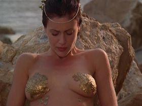 Alyssa Milano sexy - Charmed s05e01-02 (2002)