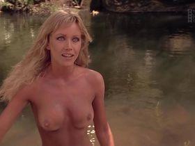 Tanya Roberts nude - Sheena (1984)