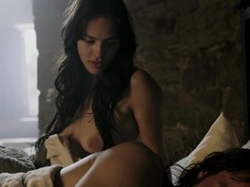 Jessica Brown Findlay nude - Labyrinth (2012)