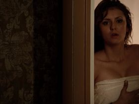 Nina Dobrev sexy - The Vampire Diaries s05e14 (2014)