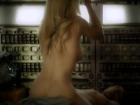 Tracey Birdsall nude - Rogue Warrior Robot Fighter (2017)