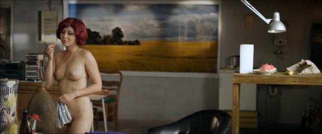 Sarah Alles nude - Bild von ihr (2011)