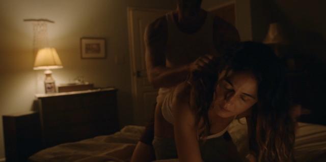 Emmanuelle Chriqui sexy - Hospitality (2018)