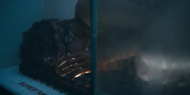 Natalia Tena nude - Origin s01e10 (2018)