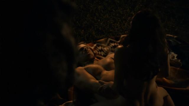 Annabeth Gish nude - The Bridge s01e06-07 (2014)