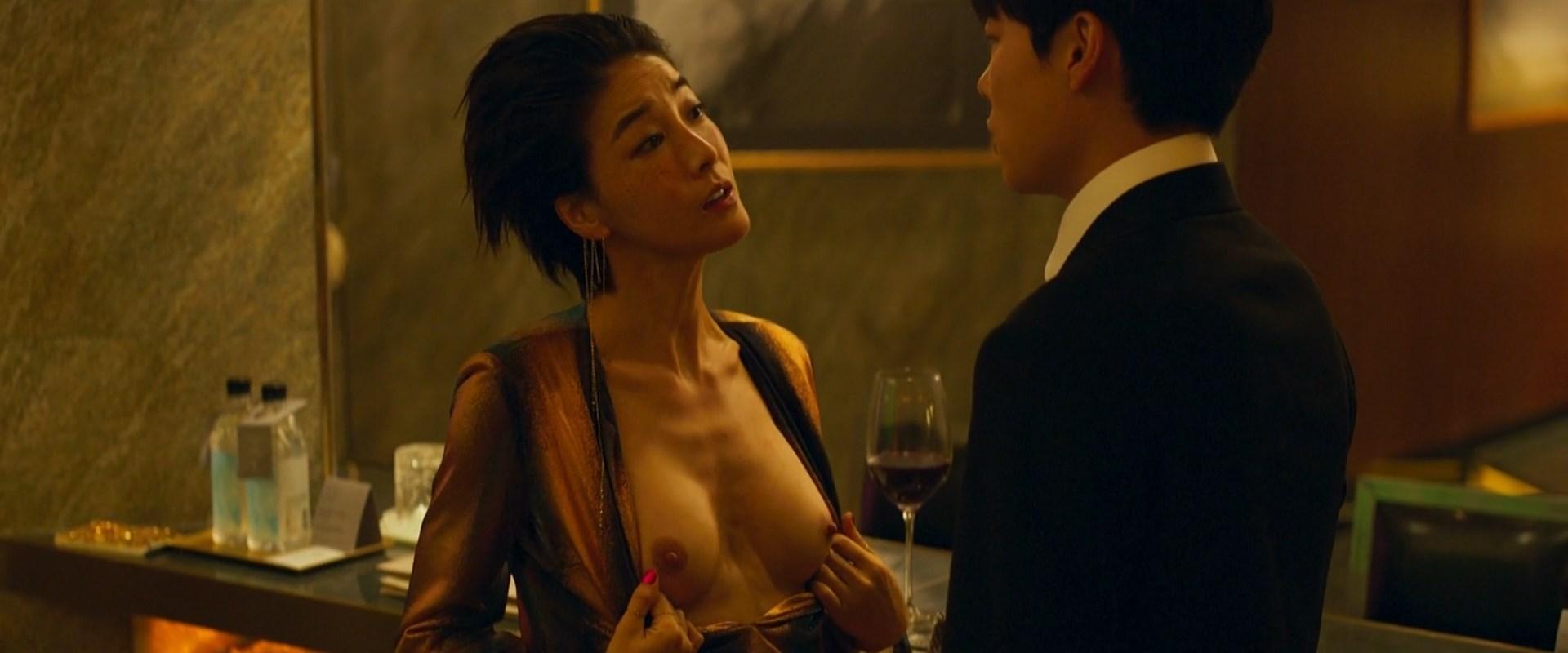 Jin Se-yeon nude - Believer (2018)