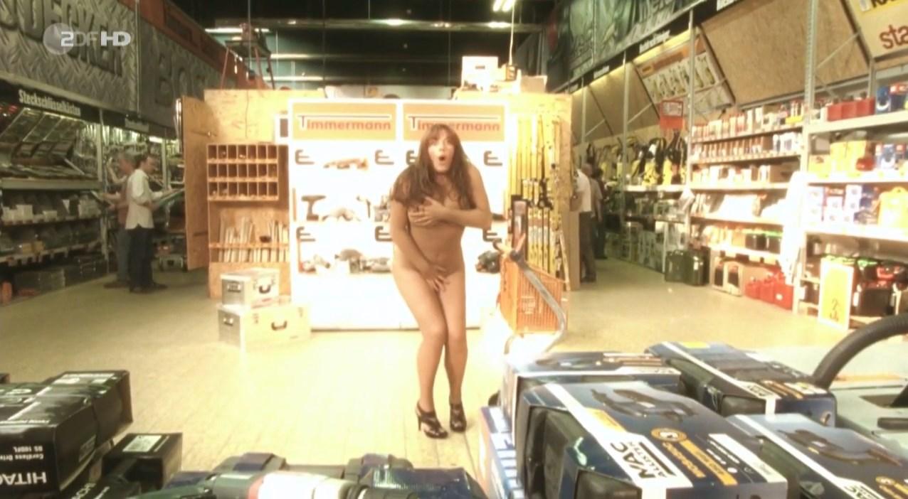 Christine Neubauer sexy - Lugen haben linke Hande (2010)