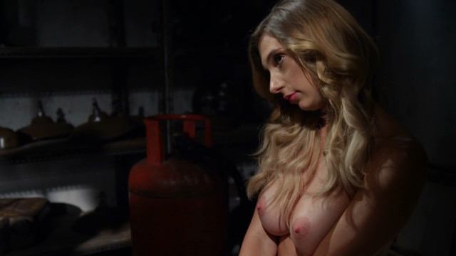 Bianca Zouppas nude - Dead Squad - Temple of the Undead (2018)