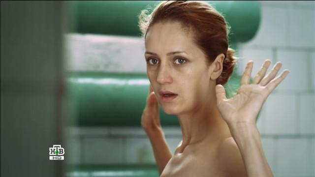 Viktoriya Isakova nude - Ubit dvazhdy s01e02 (2013)
