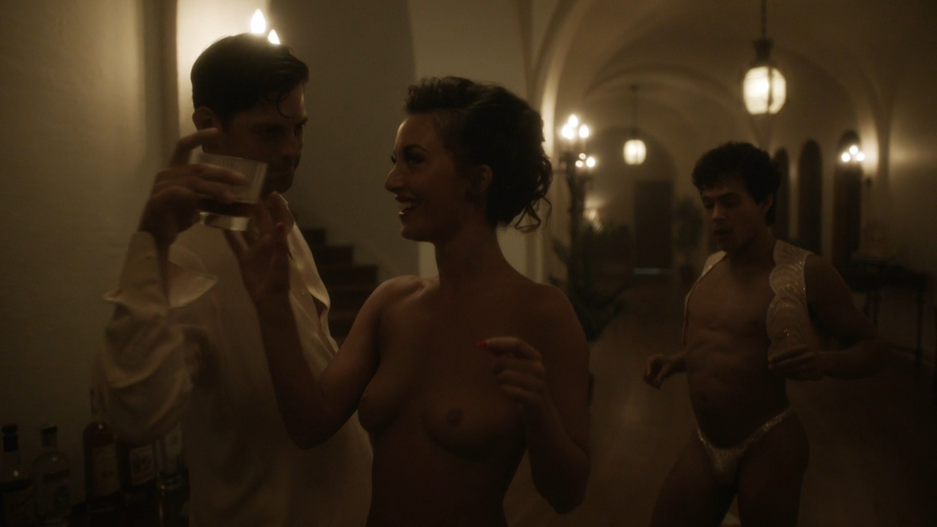 Lauren Maynard nude - The Man in the High Castle s03e05 (2018)