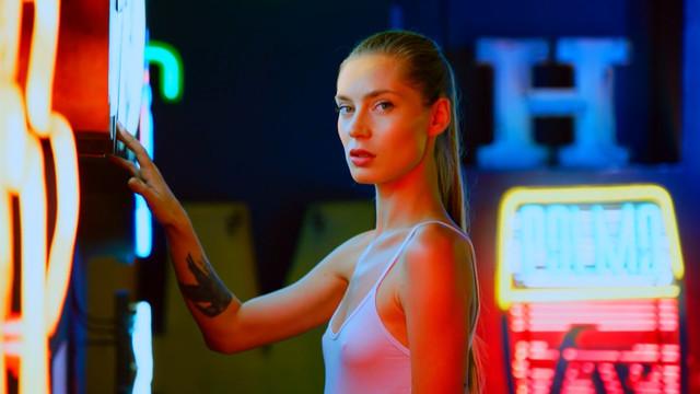 Malgorzata Krukowska sexy - You'll See Me (2016)