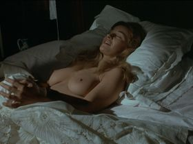 Stephanie Beacham nude - The Nightcomers (1971)