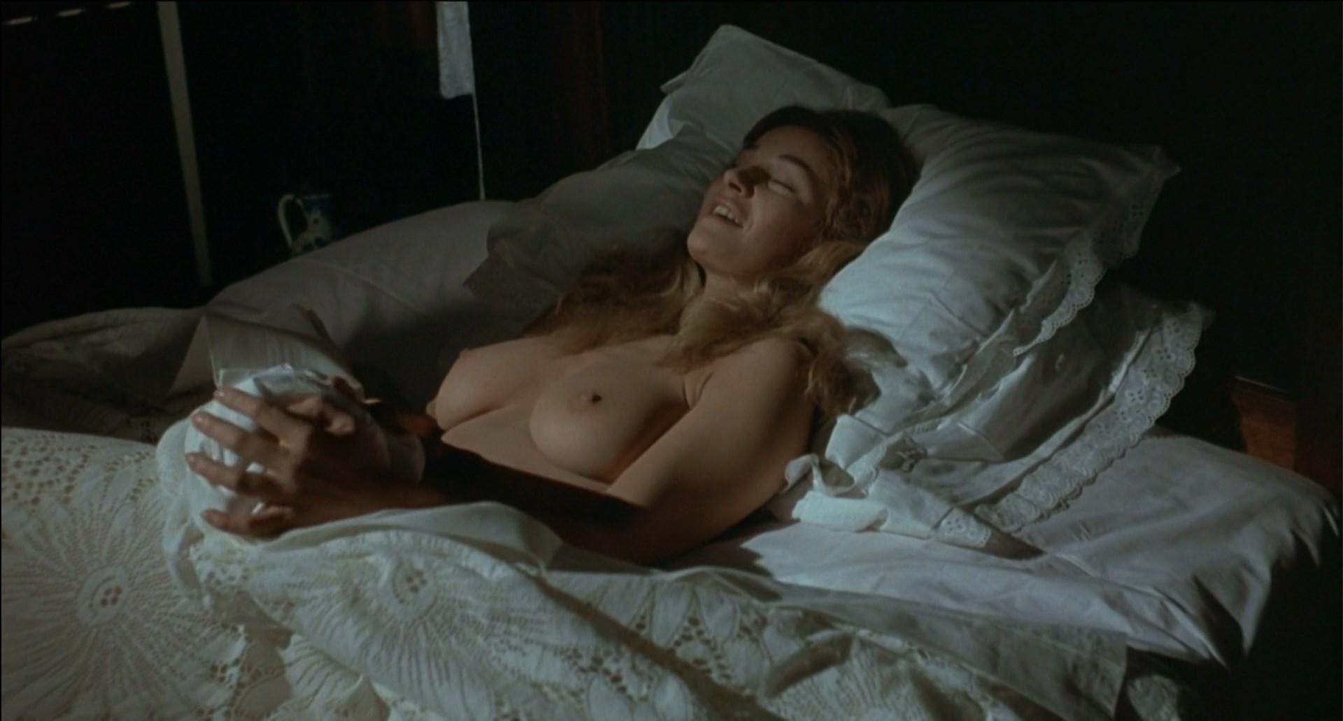 Stephanie Beacham nude - The Nightcomers (1971)