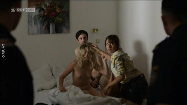 Theresa Stampfer nude - CopStories (2015)