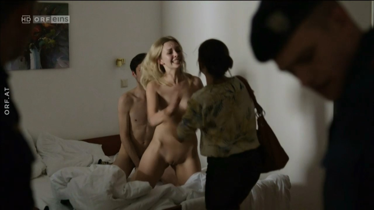 Theresa Stampfer nude - CopStories (2015)