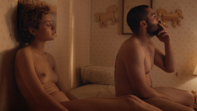 Olivia Cooke nude - Katie Says Goodbye (2016)