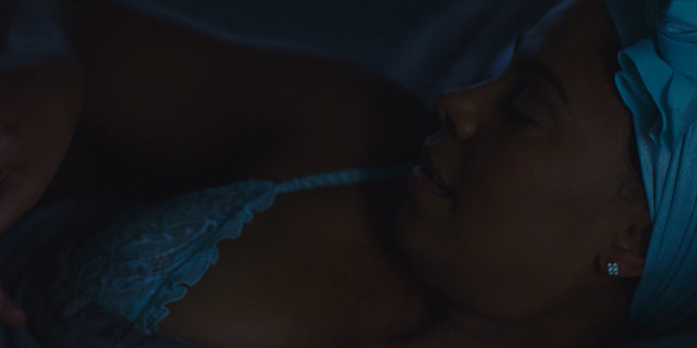 Sanaa Lathan nude - Nappily Ever After (2018)