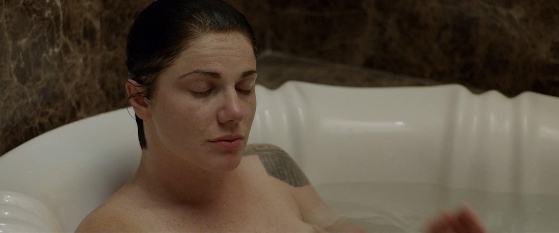 Caitlyn Folley sexy - Restraint (2017)