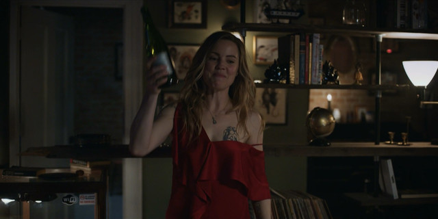 Melissa George nude - The First s01e05 (2018)
