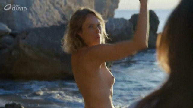 Alexandra Vandernoot nude - Noces Rouges s01e05 (2018)