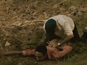 Judith Diakhate nude - La noche de los girasoles (2006)