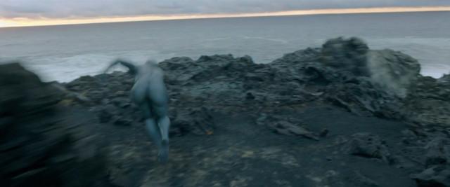 Aura Garrido nude - Cold Skin (2017)