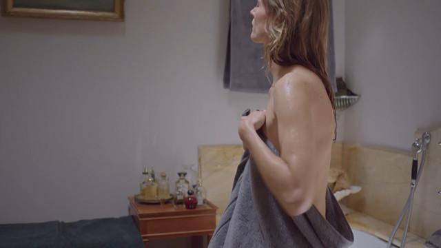 Malgorzata Bela sexy - Await (2016)