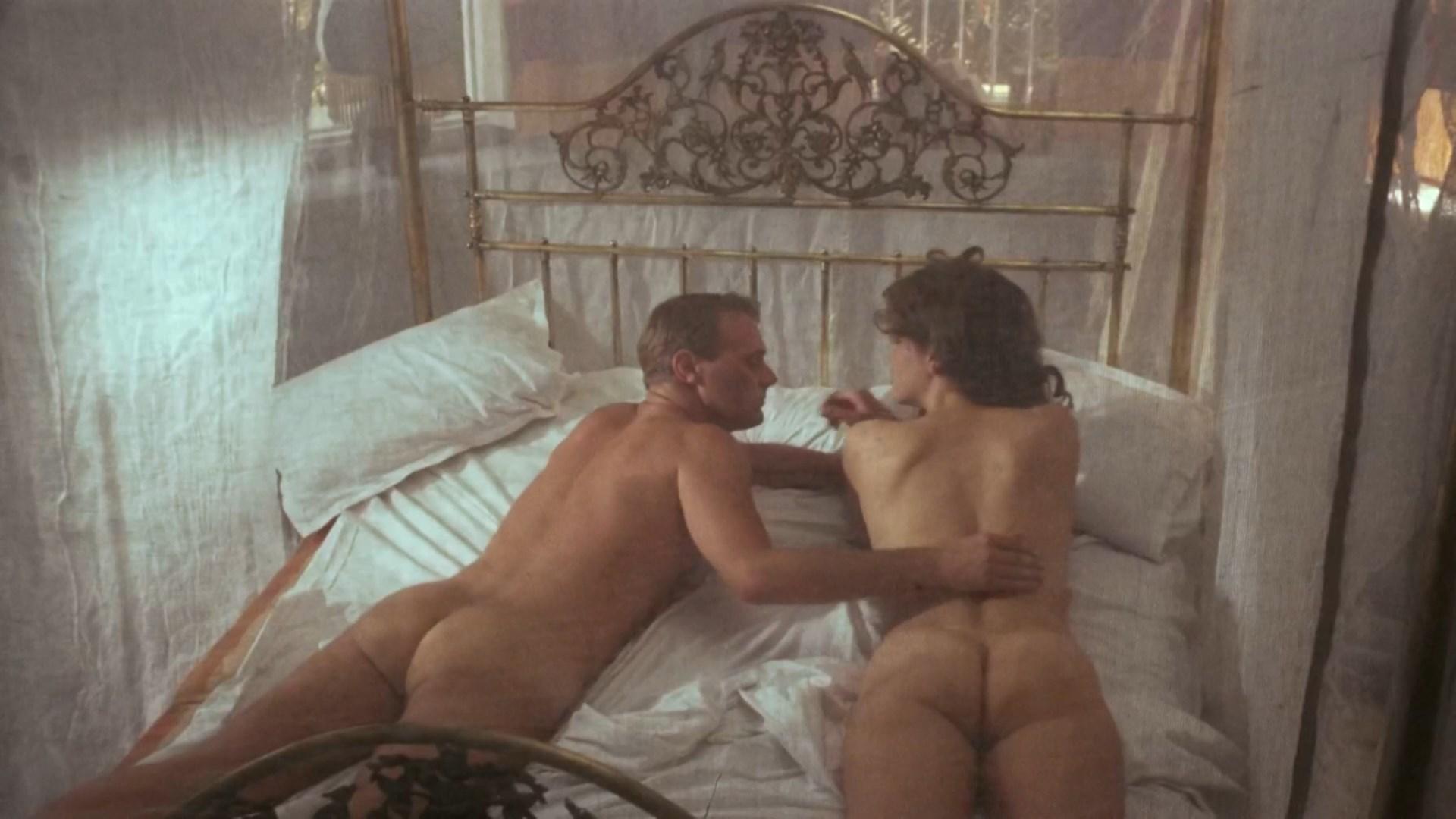 Nude Video Celebs  Greta Scacchi Nude - Heat And Dust 1983-9178