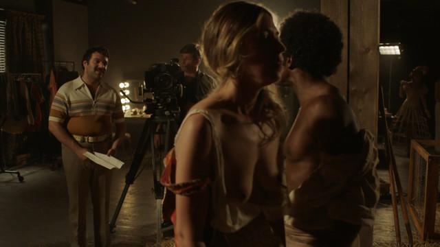 Haley Rawson nude - The Deuce s02e08 (2018)