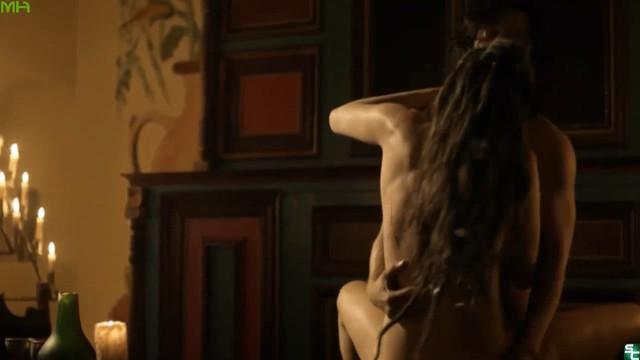 Marcela Mar nude - Sitiados s02e01-05 (2018)