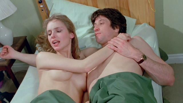 Maryam d'Abo nude - Xtro (1982)