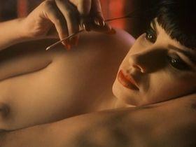 Mathilda May nude - Nackter Tango (1990)