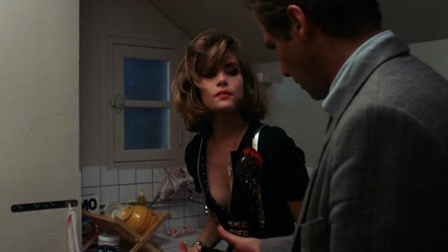Emmanuelle Seigner nude - Frantic (1988)