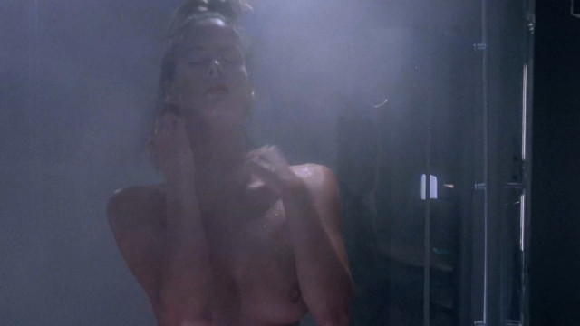 Annabel Schofield nude - Solar Crisis (1990)