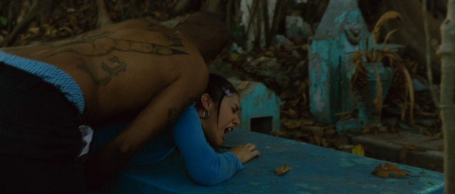 Diana Garcia nude - Sin Nombre (2009)