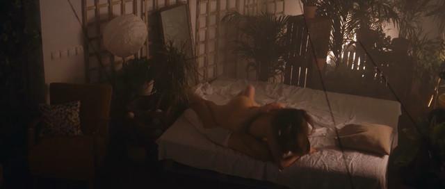 Magdalena Berus sexy – Haplopelma hainanum (2018)
