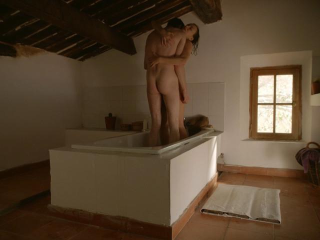 Claudine Charreyre nude - Verde (2014)