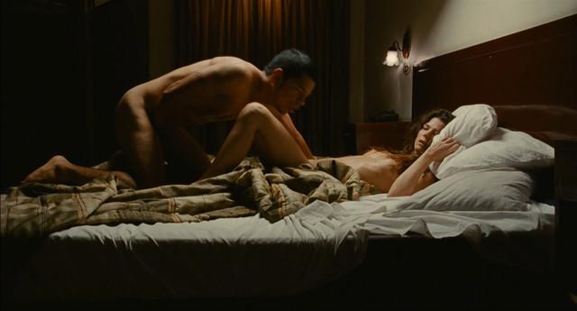 Juana Acosta nude - Borrasca (2013)