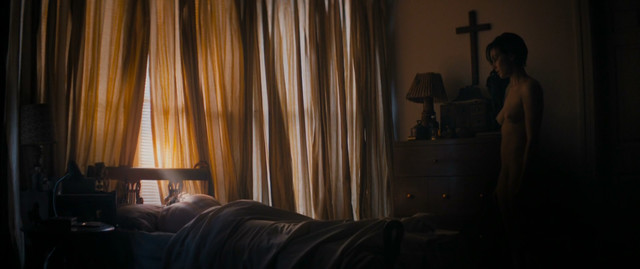 Sarah Gadon nude - Octavio Is Dead! (2018)