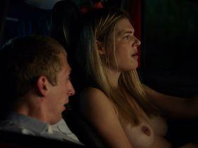 Kate Miner nude - Shameless s09e07 (2018)