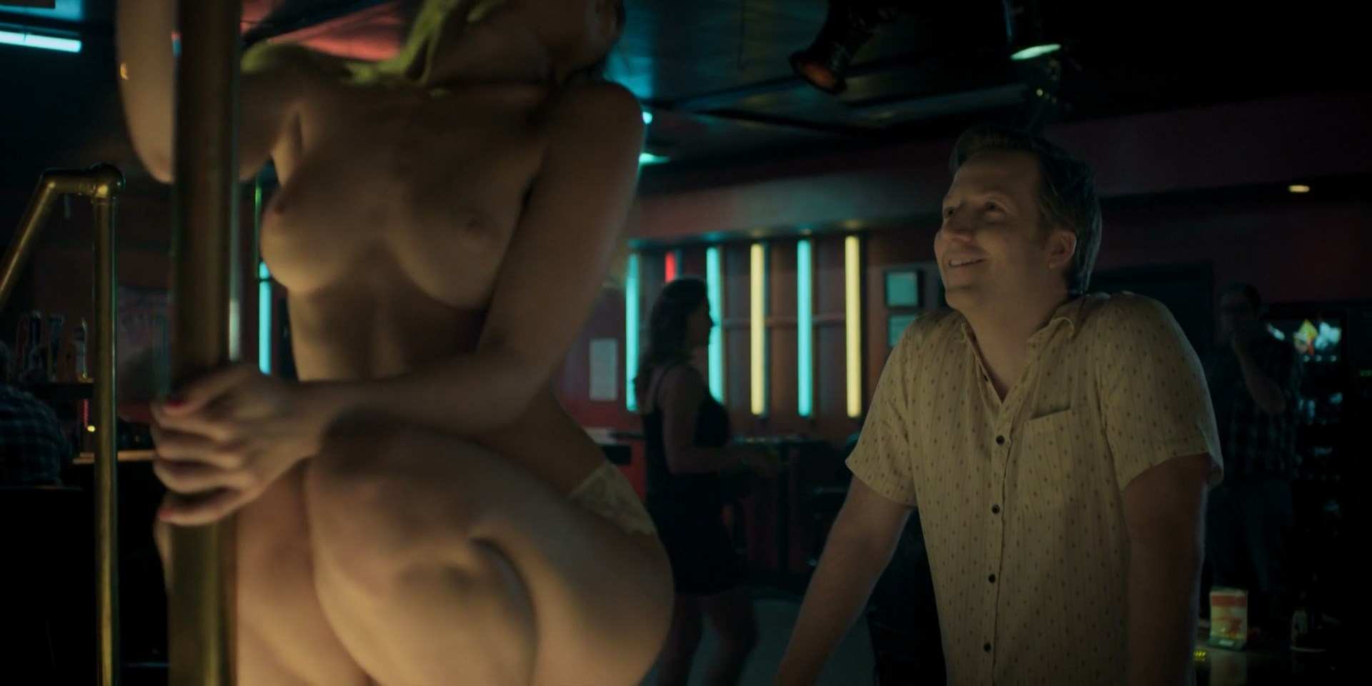 Melissa Saint-Amand nude - Ozark s02e08-09 (2018)