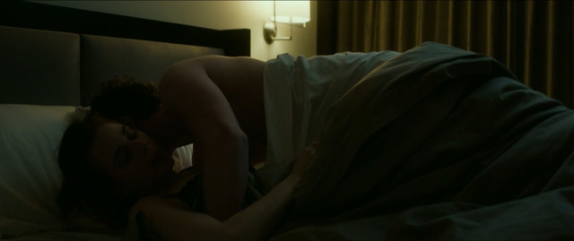 Mia Kirshner sexy - Never Happened (2015)