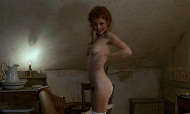 Catherine Frot nude - Guy de Maupassant (1982)