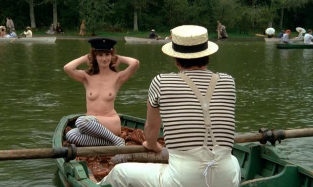Miou-Miou nude - Guy de Maupassant (1982)