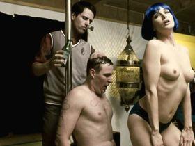 Angela Featherstone nude - Beneath the Dark (2010)
